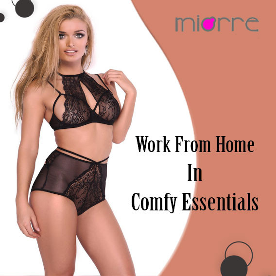 Work From Home More Comfortably With Premier Essential Wears