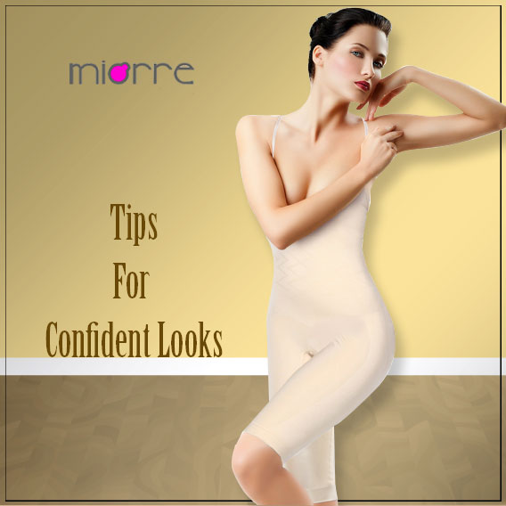 Five Tips To Look And Feel Confident About Your Looks