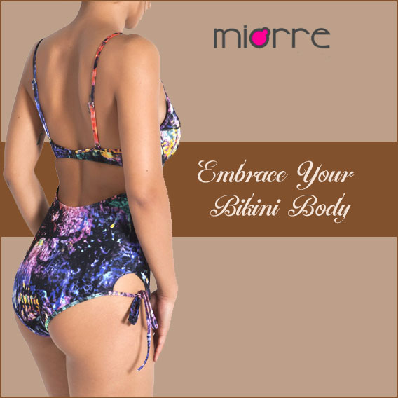 Flaunt and Flatter Your Figure In Suitable Bikini Types